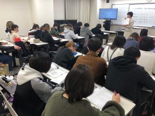大阪アニメーションカレッジ専門学校様 シューカツ講座~提出書類作成編~