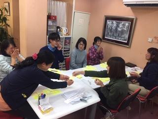 神戸の訪問看護・介護「まいらいふ様」でのコミュニケーション研修