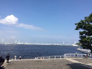 神戸の金融機関様での研修